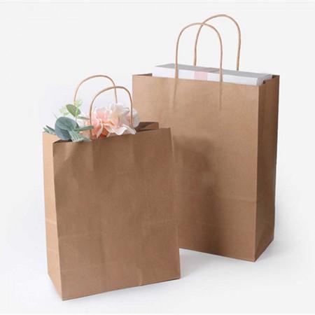 El uso de las bolsas de papel se ve incrementado un 35%, respecto a los años anteriores
