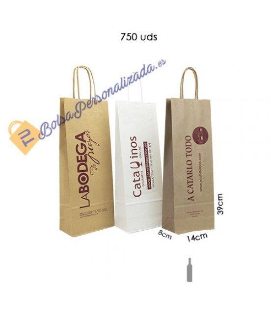 Bolsas botellas de vino Pack066