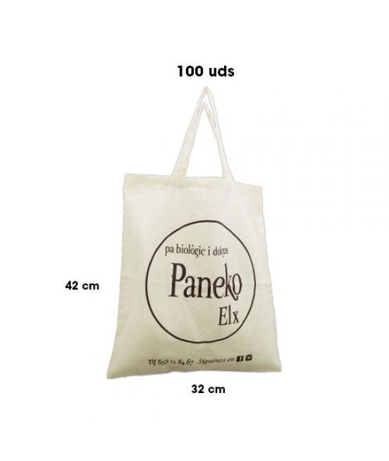 Bolsas de algodón personalizadas Pack353