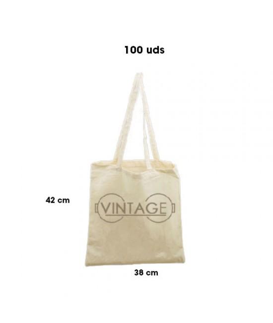 Bolsas de algodón personalizadas Pack359