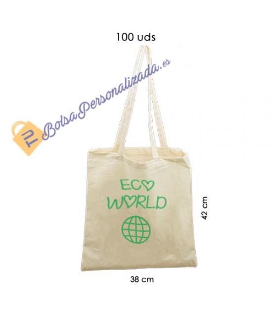 Bolsas de algodón Pack365