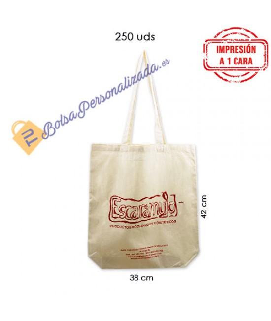 Bolsas de algodón Pack410