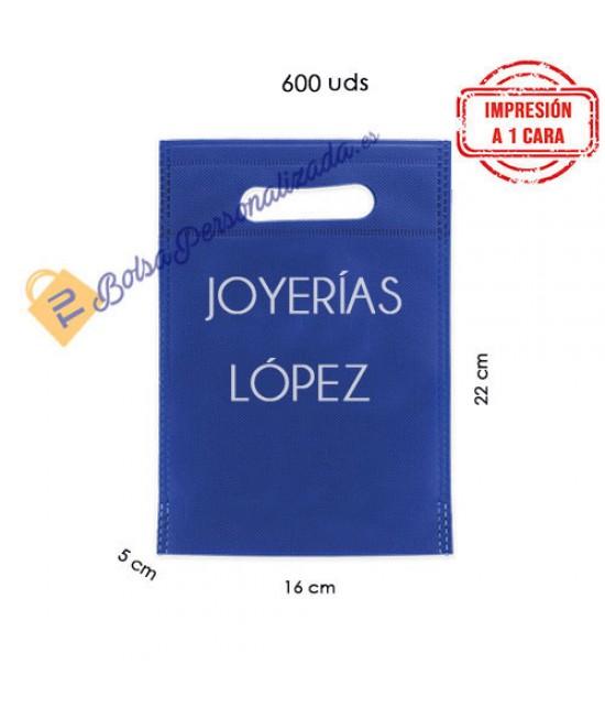 Bolsas de tela personalizadas Pack527