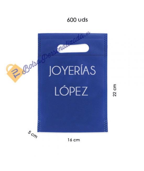Bolsas de tela personalizadas Pack532