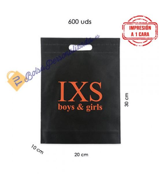 Bolsas de tela personalizadas Pack537