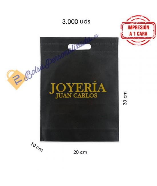 Bolsas de tela personalizadas Pack539