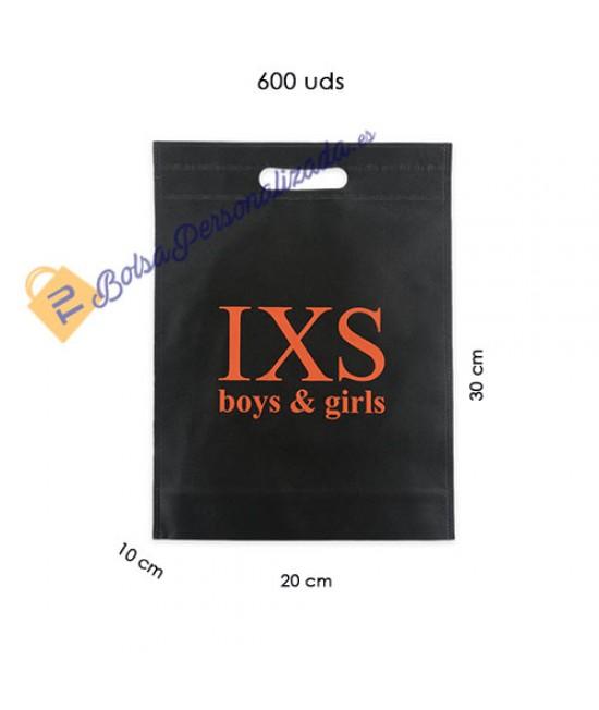 Bolsas de tela personalizadas Pack542