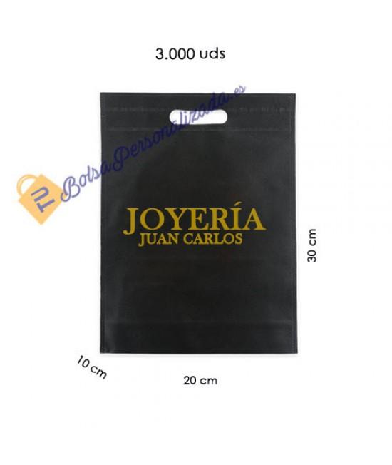 Bolsas de tela personalizadas Pack544