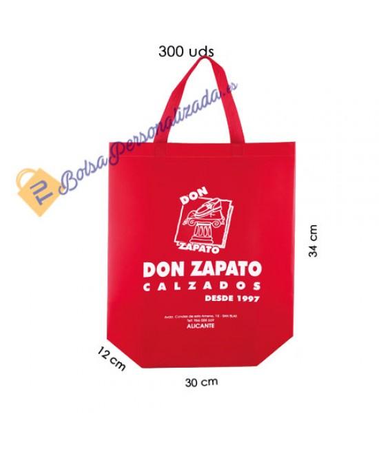 Bolsas de tela personalizadas Pack585