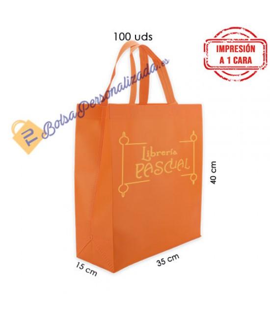 Bolsas de tela personalizadas Pack587
