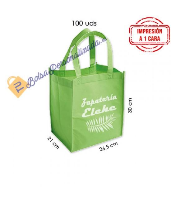 Bolsas de tela personalizadas Pack828