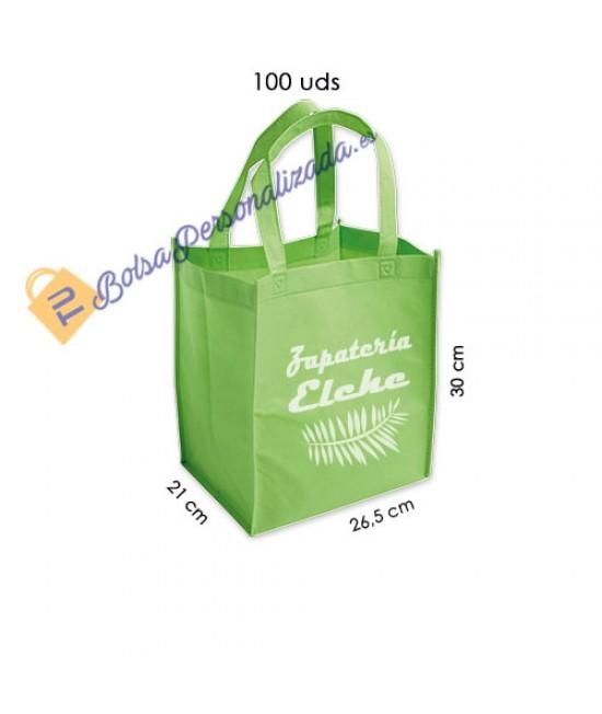 Bolsas de tela personalizadas Pack831