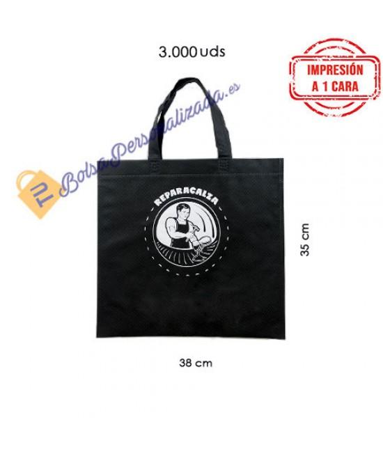 Bolsas de tela personalizadas Pack843