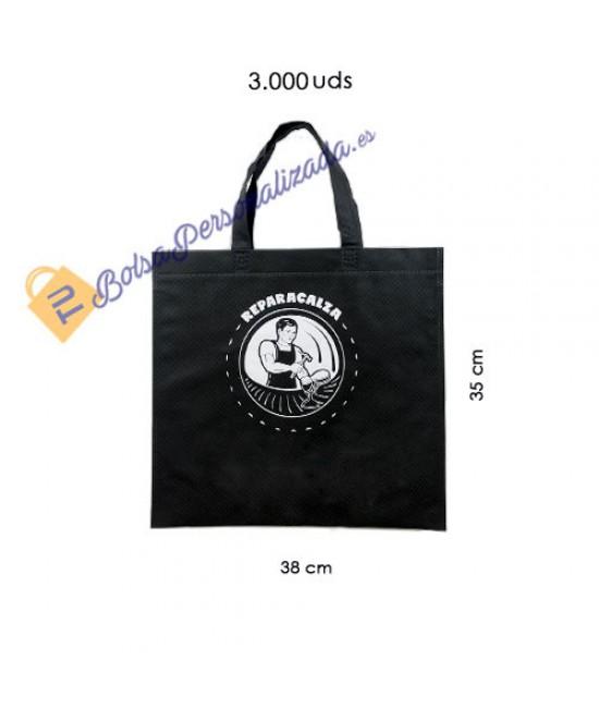 Bolsas de tela personalizadas Pack846