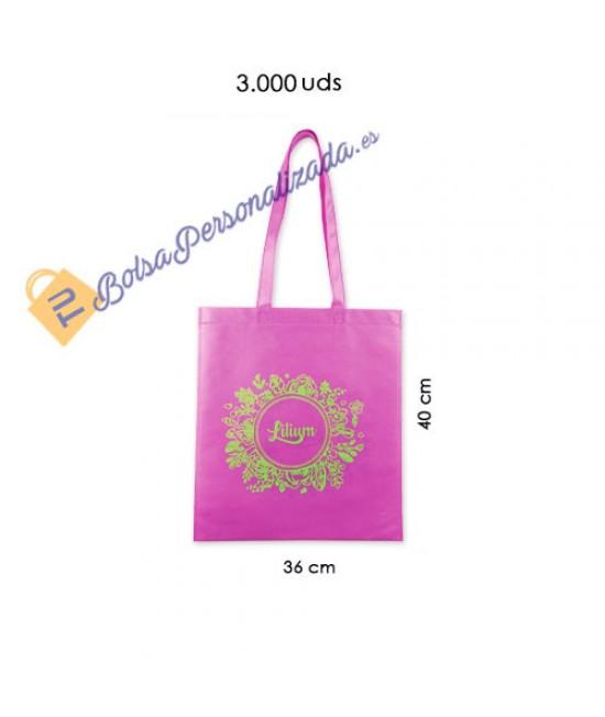 Bolsas de tela personalizada Pack852