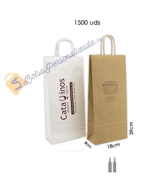 Bolsas botellas de vino Pack073