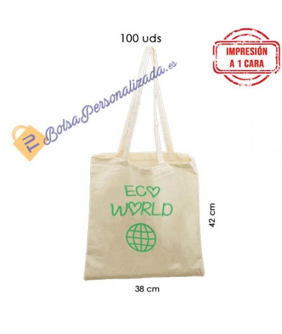 Bolsas de algodón Pack362