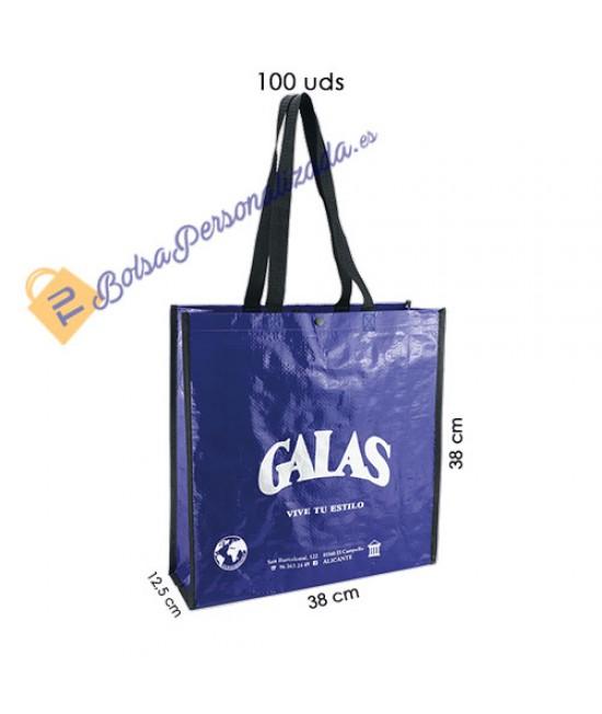 Bolsas de rafia Pack383