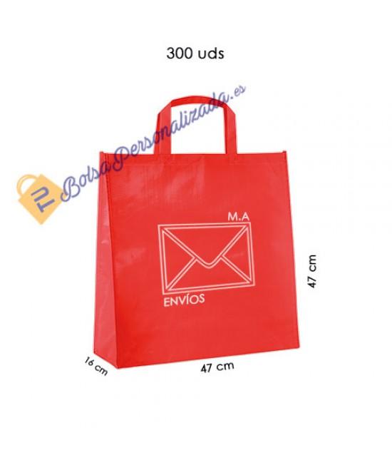 Bolsas de rafia Pack397