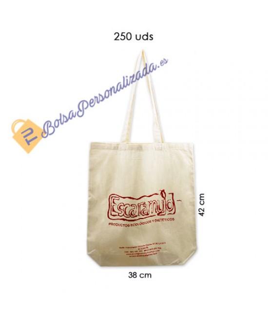 Bolsas de algodón Pack412