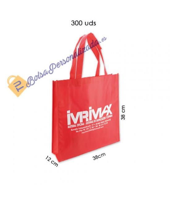 Bolsas de tela Pack512