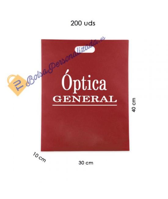Bolsas de tela personalizadas Pack550