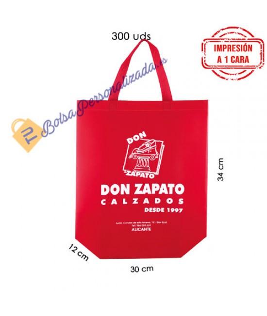 Bolsas de tela personalizadas Pack581