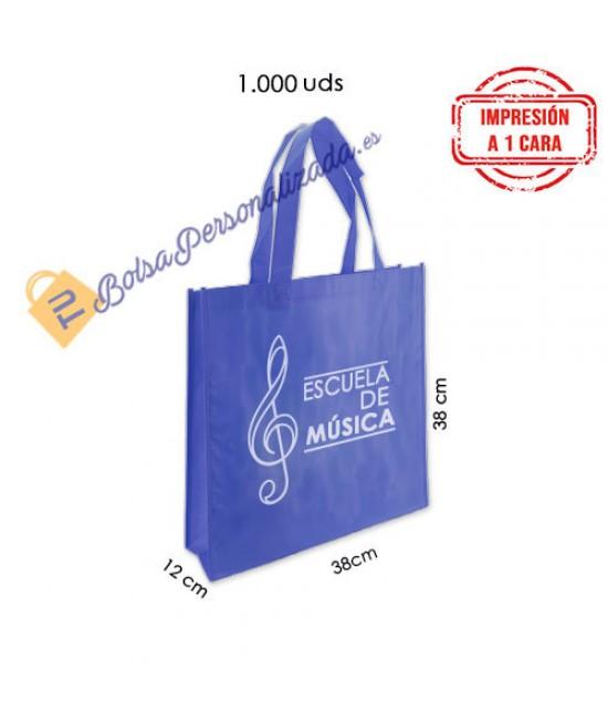 Bolsas de tela personalizada Pack854