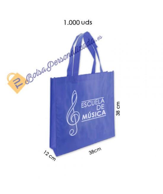 Bolsas de tela personalizada Pack857