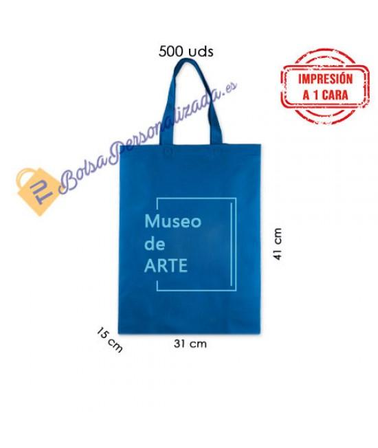 Bolsas de tela personalizada Pack860